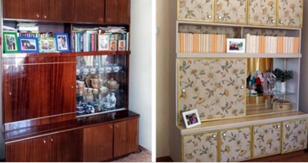 Новая жизнь старой советской мебели (32 фото)