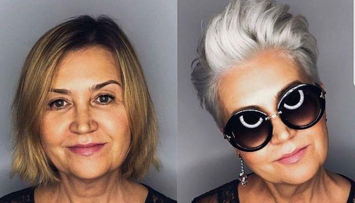 20 женщин, которые радикально сменили имидж и стали ещё краше.