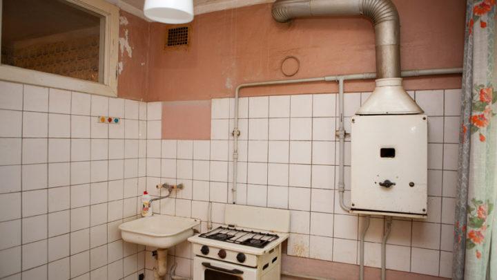 Наш ремонт в хрущевке. Кухня.