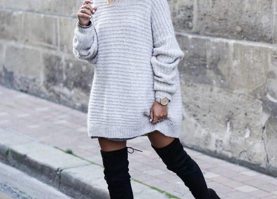 Модные платья свободного кроя 2018: 16 стильных вариантов