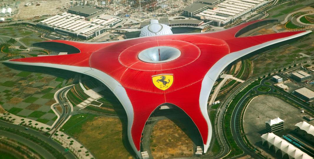 10 невероятных архитектурных шедевров со всего мира! Безумной красоты здания, при виде которых — захватывает дух!