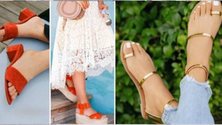 Шлепали шлепки — подборка модной обуви на лето: 15 стильных вариантов