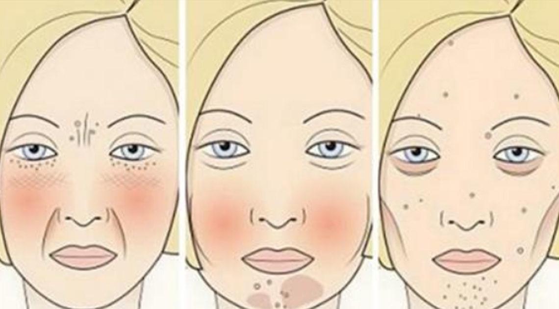 4 главных продукта, которые могут испортить  лицо