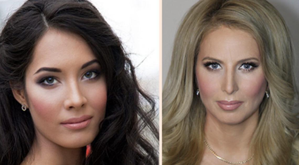 Умелый макияж может не только исправить тон кожи, но и скорректировать овал лица, форму носа и губ