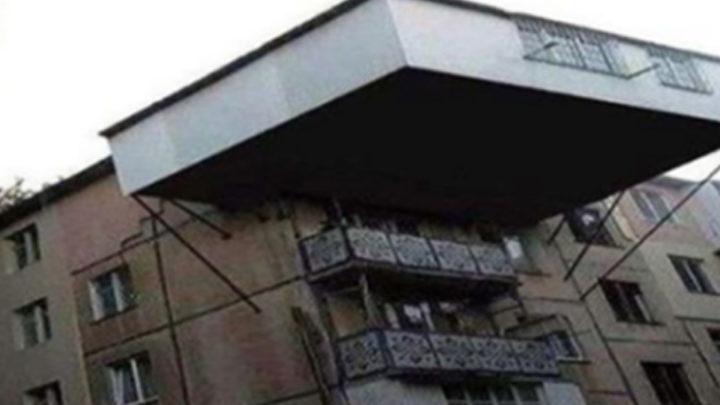 15 самых нескромных увеличений балконов