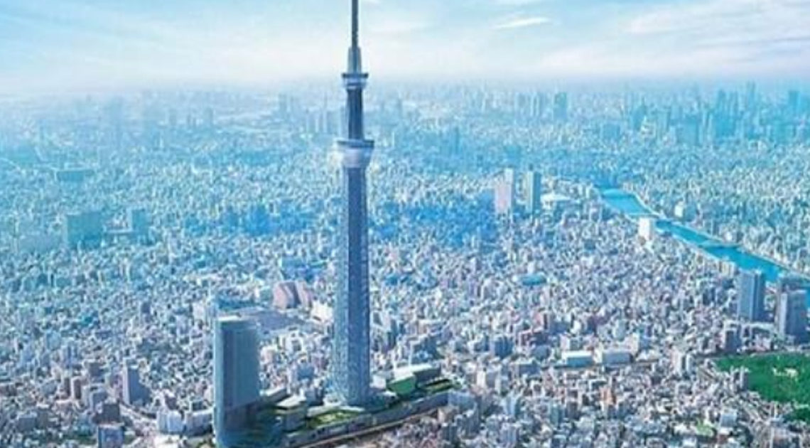 Квартира в Токио. Так живут не бедные японцы