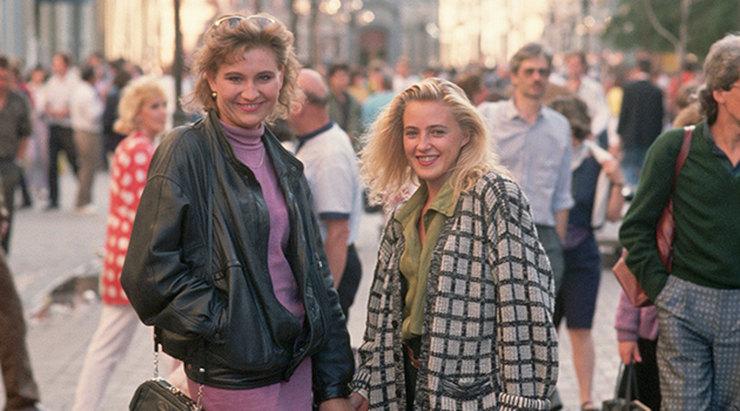 Вспомнил — прослезился: самые модные «шмотки» 90-х