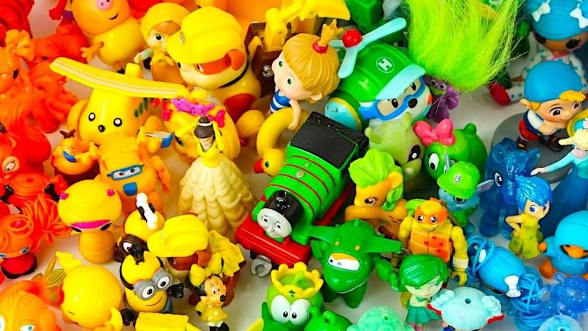 25 игрушек, создатели которых хотели подарить детям немного веселья, но в итоге рассмешили взрослых