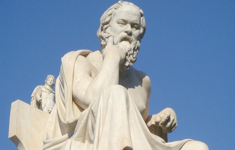 30 цитат великого Сократа