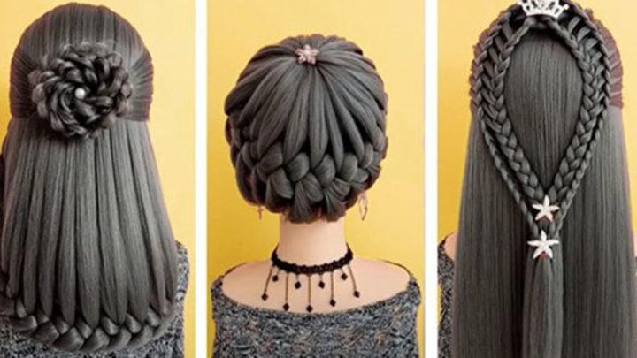35 вариантов простых и красивых и причесок на длинные волосы, которые вы можете сделать самостоятельно