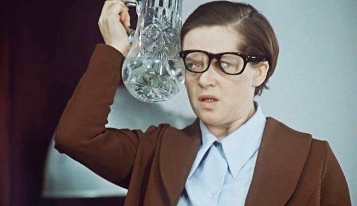Советские актрисы, которые сыграли роли себе не по возрасту (6 фото)