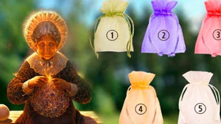 Тест: Какой подарок судьбы Вас ждёт — выбери мешочек