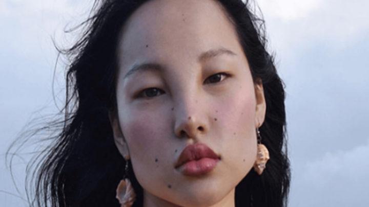 Модель с инопланетной внешностью, которая покорила мир моды