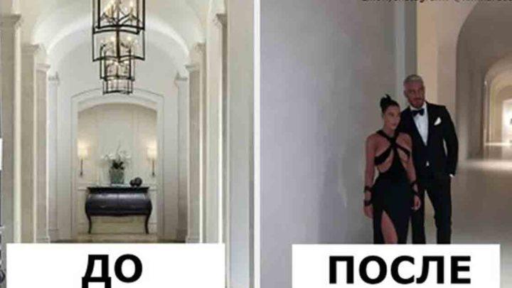 Роскошный дом Ким Кардашьян