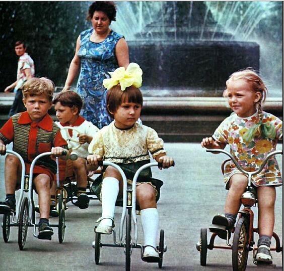 20 вещей из советского детства, которые современные дети просто не поймут