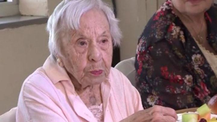 107-летняя женщина поделилась секретом долголетия: ″Я никогда не была замужем″