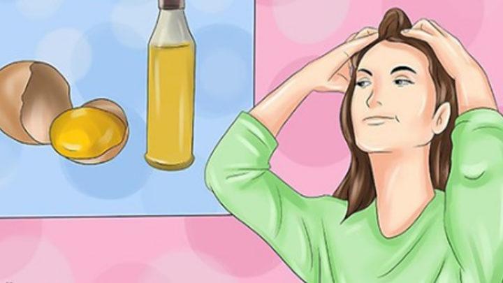 10 натуральных способов остановить выпадение волос
