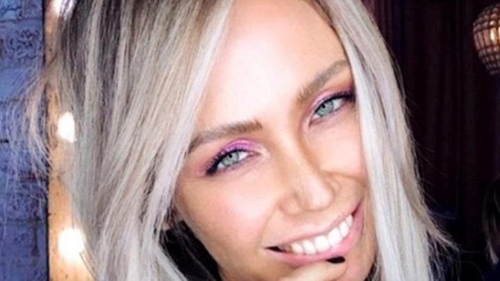 Ляйсан Утяшева стала платиновой блондинкой