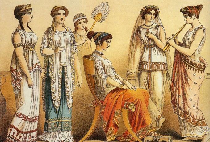 О том, какая греческая богиня соответствует вашему знаку Зодиака