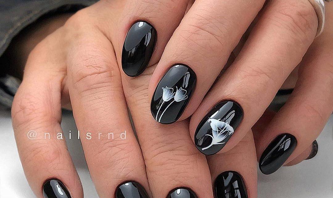 Свежие роскошные идеи на короткие ногти